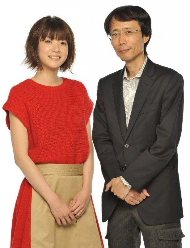 『陽だまりの彼女』で3度目のタッグを組んだ上野樹里と小川真司プロデューサー