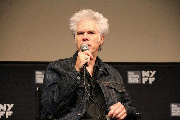 4年ぶりの新作『オンリー・ラヴァーズ・レフト・アライヴ』を引っ提げてニューヨーク映画祭に登場したジム・ジャームッシュ監督