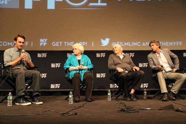 グラント家を演じたウィル、ジューン、ブルースとペイン監督