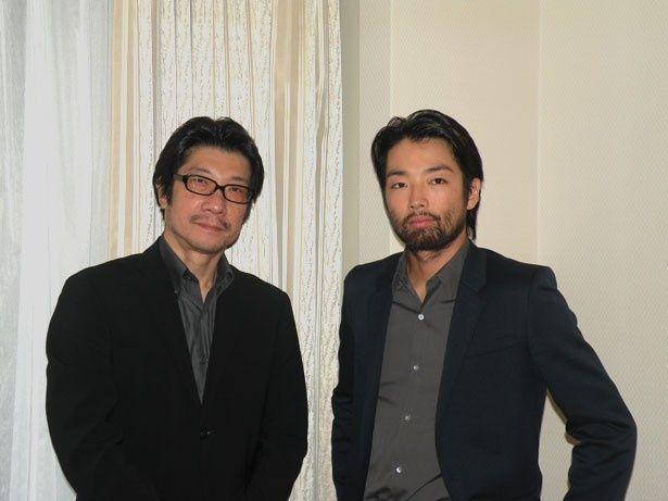 海外ロケでは「ヒヤヒヤする場面もあった」と語る阪本監督。森山は「過酷な撮影を走り切った」と振り返る
