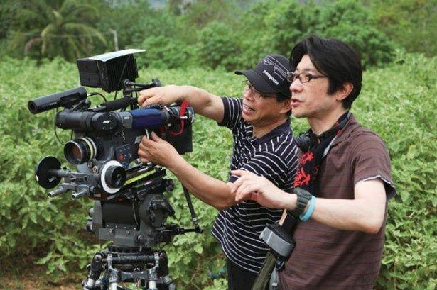 撮影は日本式を強要するのではなく、現地のスタッフとコミュニケーションをとりながらお互いに歩みつつ行われた