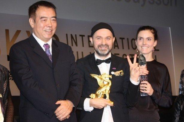 東京サクラグランプリ受賞作『ウィ・アー・ザ・ベスト!』のルーカス・ムーディソン監督