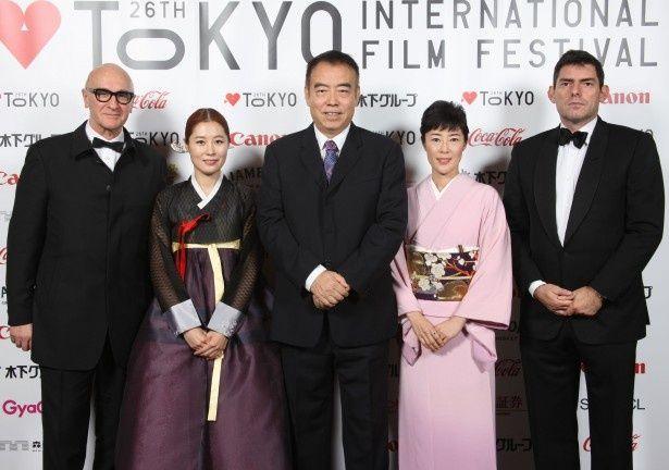 第26回東京国際映画祭、受賞作品を振り返った審査員団