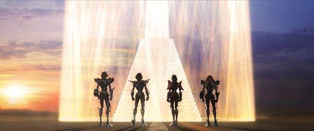 新たなレジェンドとなる『聖闘士星矢 Legend of Sanctuary』が2014年初夏公開!