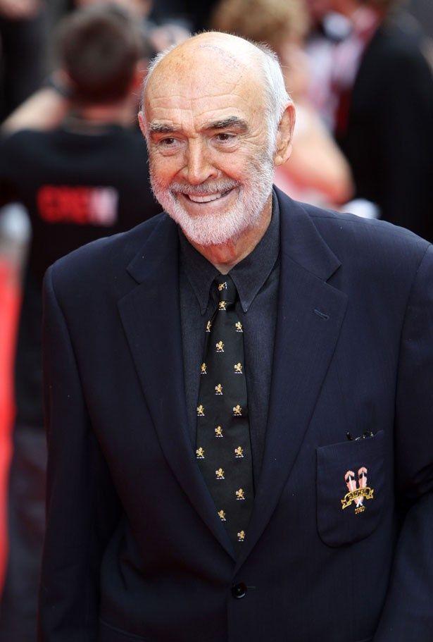1962年の『007 ドクター・ノオ』でジェームズ・ボンド役に抜擢され、合計7作に出演したショーン・コネリー