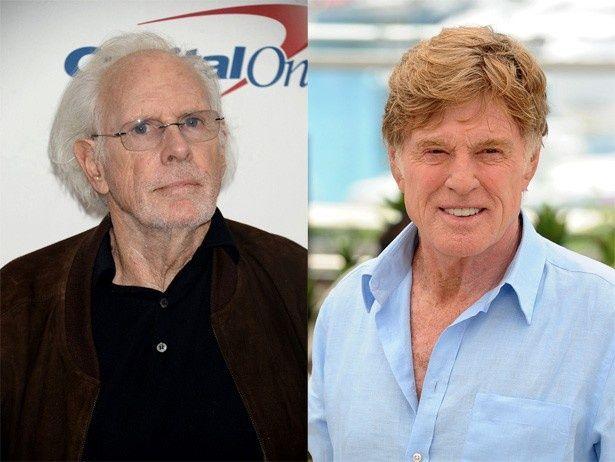 アカデミー賞主演男優賞はブルース・ダーン(左)とロバート・レッドフォード(右)のベテラン同士の激突となるか?