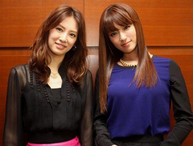 『ルームメイト』で初共演した北川景子と深田恭子