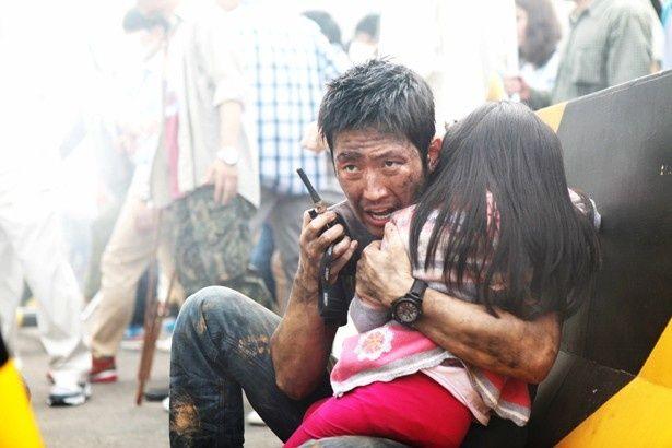 『僕の彼女を紹介します』(04)のチャン・ヒョクが、主人公のブンダン所属の救助隊員・ジグを熱演!