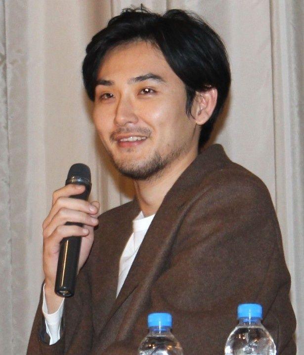松田龍平がトークショーに登場!独特の雰囲気で会場の笑いを誘った
