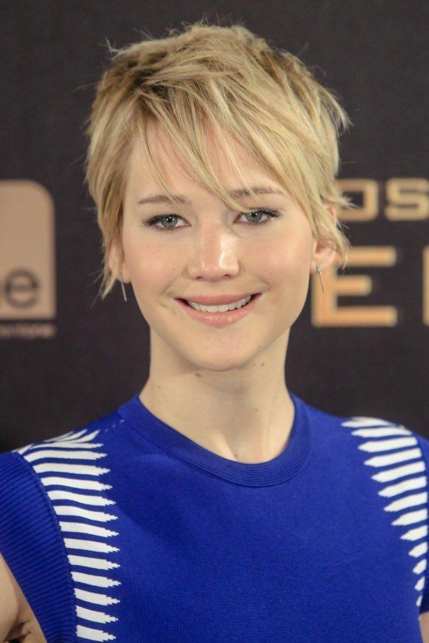 ハリウッドの痩せ志向を批判したジェニファー・ローレンス