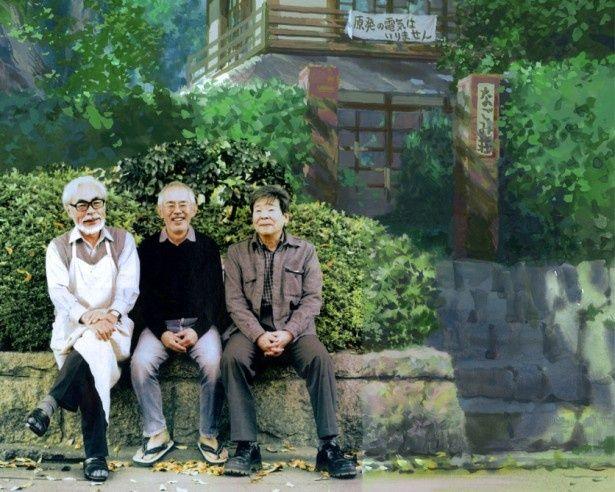『エンディングノート』(11)の砂田麻美監督がスタジオジブリを写したドキュメンタリー『夢と狂気の王国』