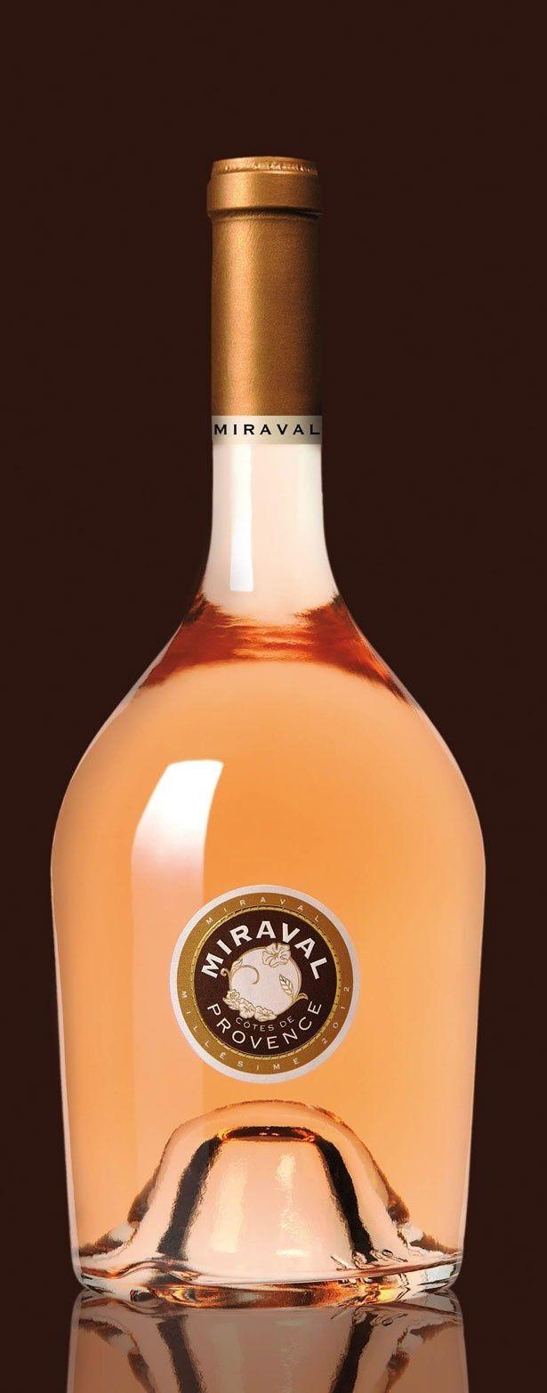 世界最高のロゼワインに選ばれたミラヴァル・ロゼ