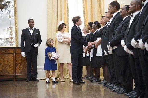 【写真を見る】歴代大統領のウラ事情が執事の視点で描かれる!