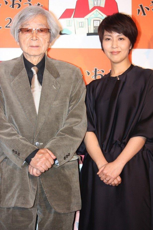 松たか子が山田洋次監督の驚きのエピソードを披露