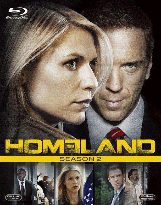 「HOMELAND/ホームランド シーズン2」(Vol.1~6、全12話)はレンタル展開中