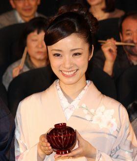上戸彩、8年ぶりの主演映画に「数字を気にするのではなく、自分がやりたい役をやりたい」
