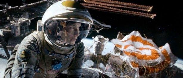 宇宙に取り残されたメディカル・エンジニアのストーン博士を演じたサンドラ・ブロック