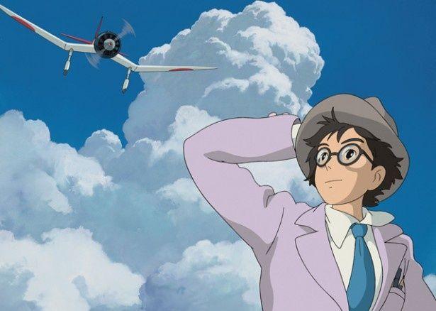 宮崎駿監督の5年ぶりとなる新作『風立ちぬ』は興収100億円を突破した