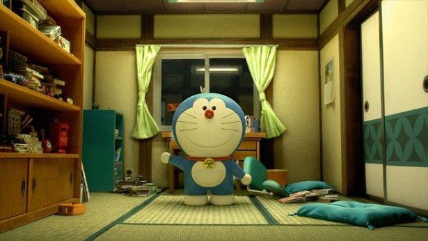 東宝の顔的な作品である『ドラえもん』が3DCG映画化された『STAND BY ME ドラえもん』