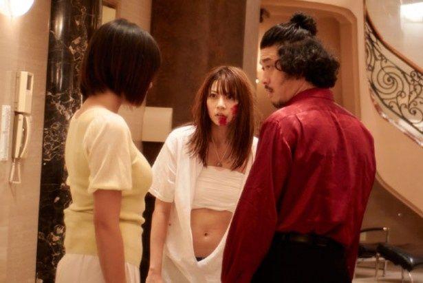 千夏のDV夫を演じるのは榊英雄
