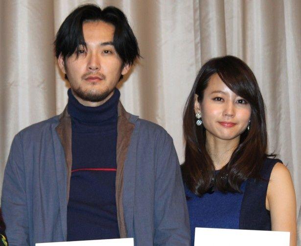 松田龍平、堀北真希の印象は「怖かった」!?
