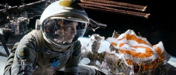 「見て良かったランキング」でも上位をキープしている『ゼロ・グラビティ』は映画ならではの体験をさせてくれる