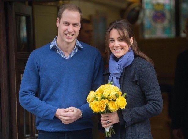 最も羨ましいと思う著名人カップルの1位はウィリアム王子とキャサリン妃!