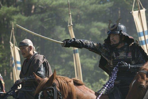 岡田が天才軍師に扮する「軍師官兵衛」。どのような戦を仕掛けるのか楽しみだ