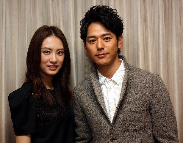 『ジャッジ!』で初共演した妻夫木聡と北川景子