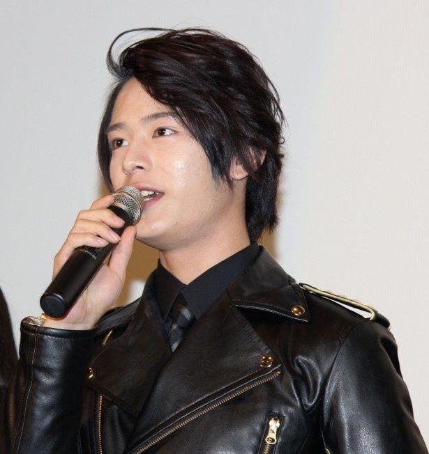 立風館ソウジ/キョウリュウグリーン役の塩野瑛久