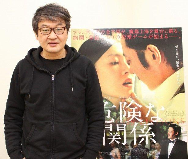 恋愛映画の名手、ホ・ジノ監督を直撃!