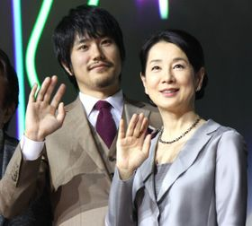 吉永小百合、「松山ケンイチさんのお母さんになりたい」とラブコール