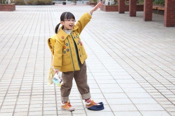 日本テレビ系で1/15(水)スタートのドラマ「明日、ママがいない」に、ボンビ役で出演する渡邉このみ