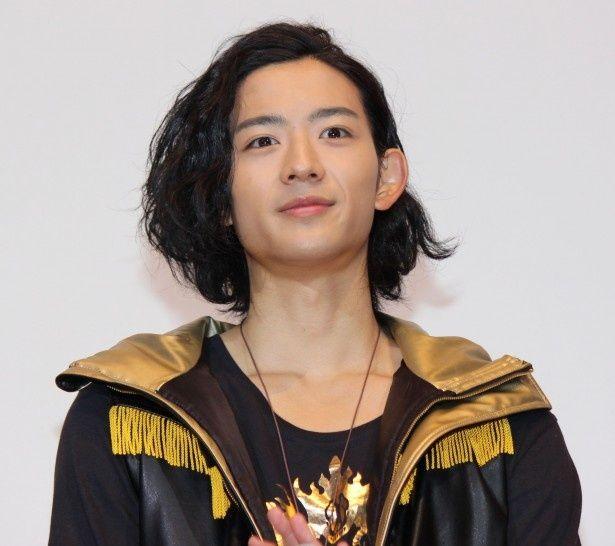 桐生ダイゴ/キョウリュウレッド役の竜星涼