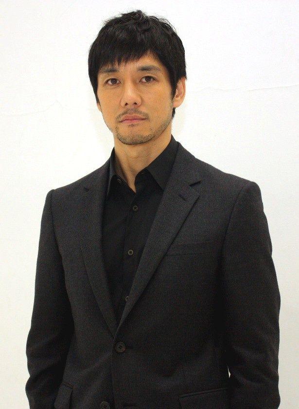 『ゲノムハザード ある天才科学者の5日間』で激しいアクションにトライした西島秀俊