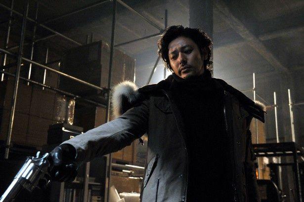 ドラマ「S-最後の警官-」(TBS系)に出演が決定したオダギリジョー
