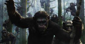 驚愕の新世紀の世界が明らかに!?『猿の惑星 新世紀(ライジング)』最新映像が解禁