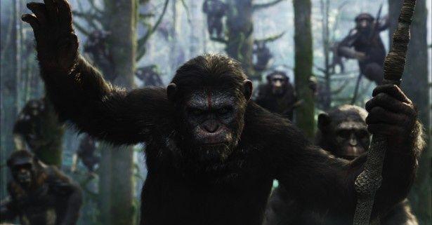 豊かな文明を築き上げた猿のリーダー、シーザーがついに動くのか!?