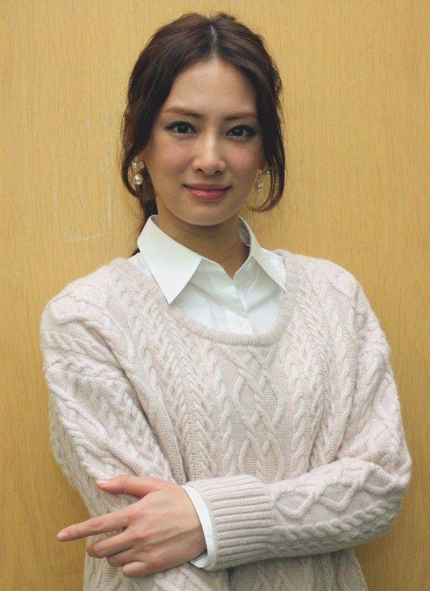 『抱きしめたい 真実の物語』で難役にトライした北川景子