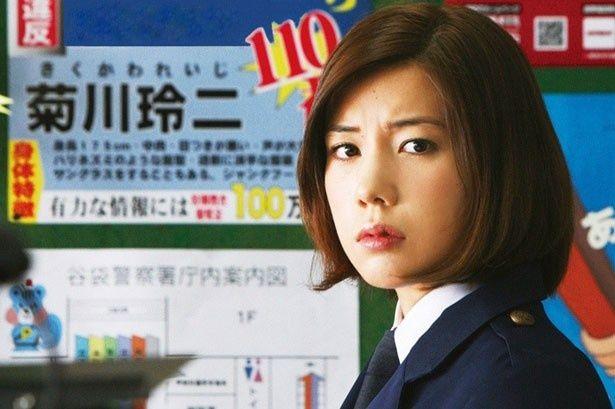 玲二(生田斗真)が好きな婦警の純奈には仲里依紗。玲二は純奈との関係を望んでいるが、果たして…!?