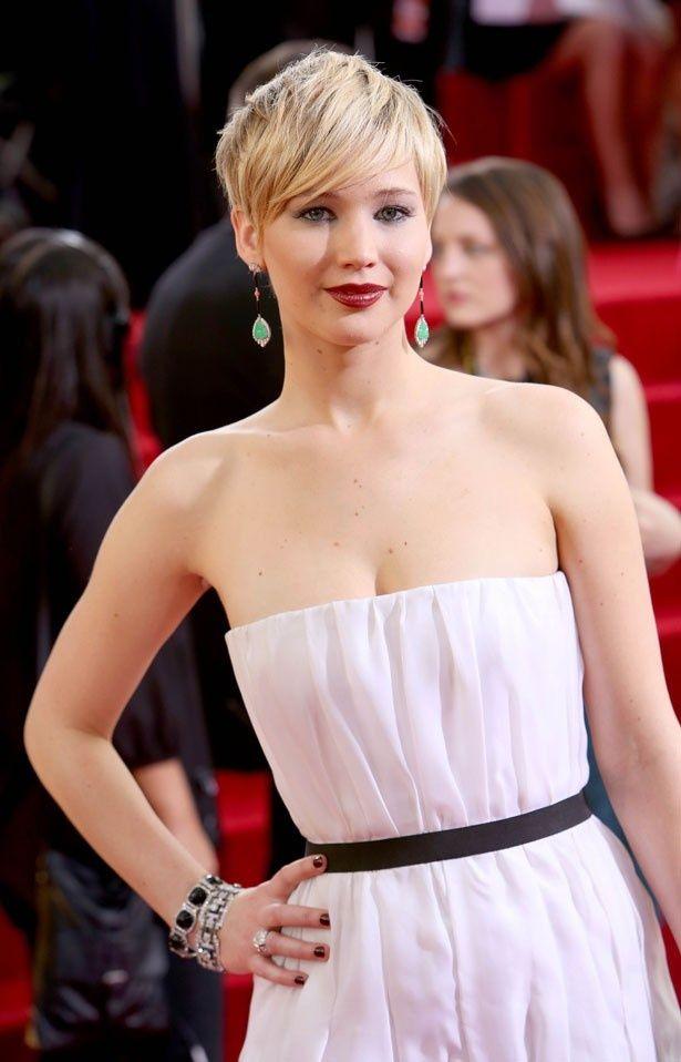 ジェニファー・ローレンスをはじめ、アカデミー賞は女優たちのジュエリーに注目!