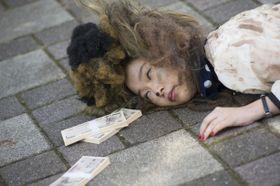 指原莉乃がひどすぎる目に遭う!主演作『薔薇色のブー子』が5月30日(金)に公開決定