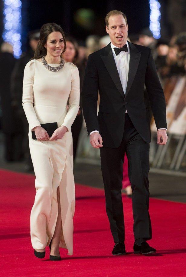 洗練されたファッションが世界中から注目を集めるキャサリン妃