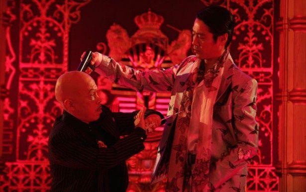 生田斗真演じる潜入捜査官の活躍を描くハイテンションでコミカルなクライム・サスペンス『土竜の唄 潜入捜査官 REIJI』