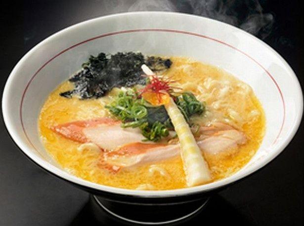 四国の食材をふんだんに使用した「Ryoma Plemium」(麺や維新で販売)