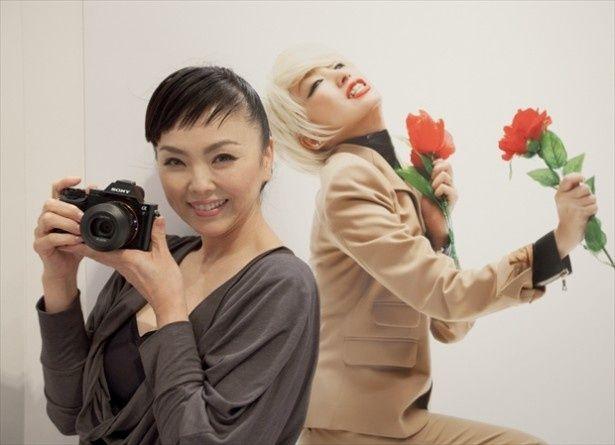 中島美嘉さんもレアな表情を披露!大盛況だった「FULL SIZE OF ME 等身大写真展」