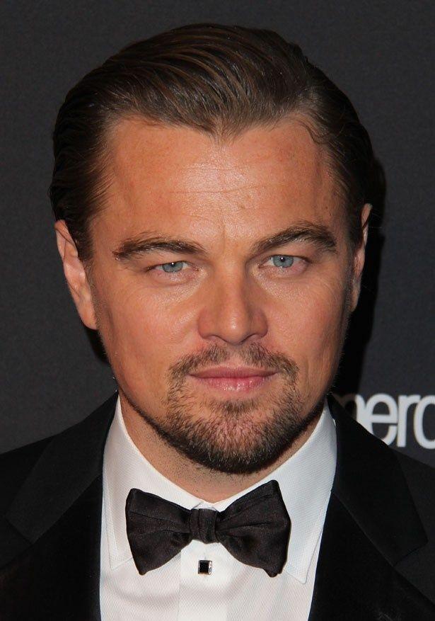 主演男優賞にノミネートされている男優たちの中で最も検索されているレオ様