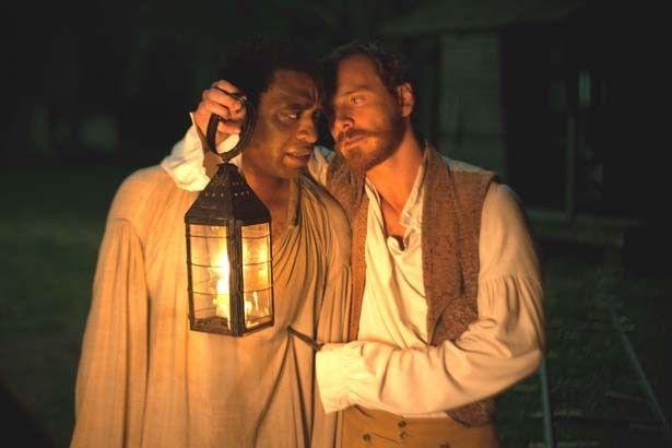 キウェテル・イジョフォーには史上5人目の黒人男優による受賞がかかる(『それでも夜は明ける』)