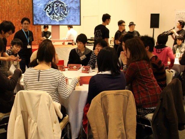 フジテレビ湾岸スタジオで開催された「競技人狼 village01『お台場カップ』」。参加者全員が熱い人狼ファン!