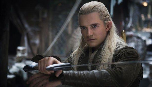 首位デビューを飾った『ホビット 竜に奪われた王国』。レゴラス役でオーランド・ブルームが再登場